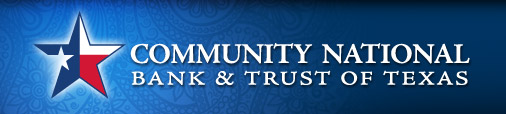 Community National Bank & Trust of Texas